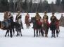 2013-12-14-Реконструкция сражения 1812 года и хор Мелодия
